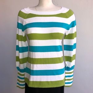 One Girl Who Striped Sweater